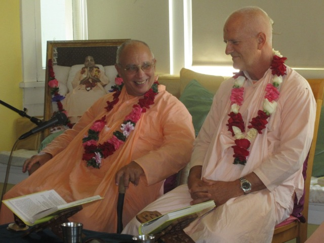 3-The Two Acharyas