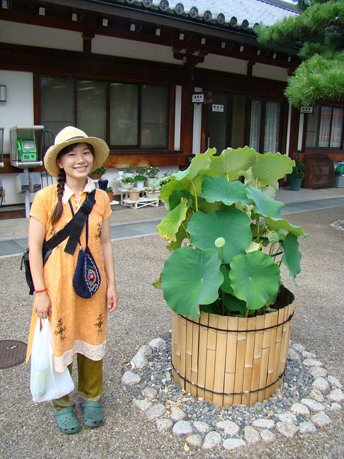 02 Akiyo-san,-a-devotee-from-Osaka-who-helped-as-a-lot-and-organized-the-program-at-her-house